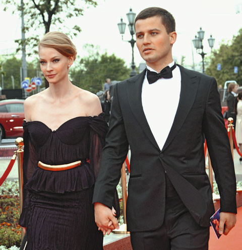 Светлана Ходченкова и Георгий Петришин разорвали помолвку