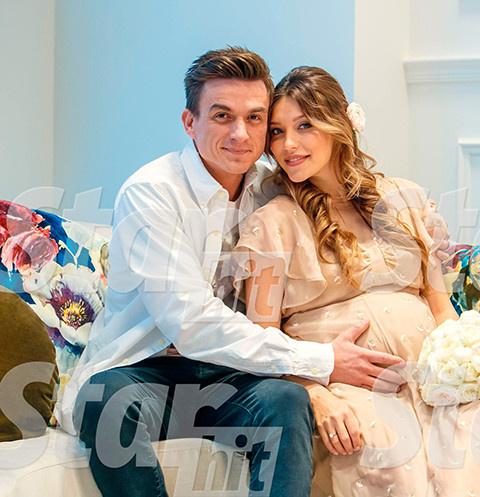 Влад Топалов и Регина Тодоренко тайно поженились осенью