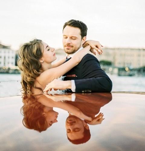 Евгений Пронин и Кристина Арустамова