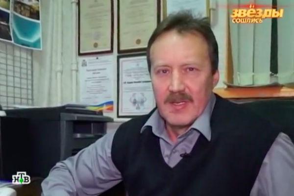 Николай Садков, отец Маши Малиновской