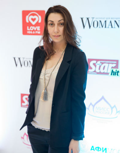 Fashion-редактор журнала StarHit Марина Саяхова