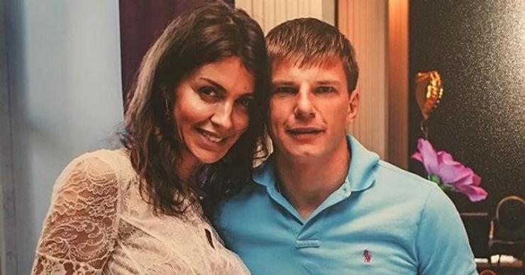 Андрей Аршавин отказал дочери в прописке