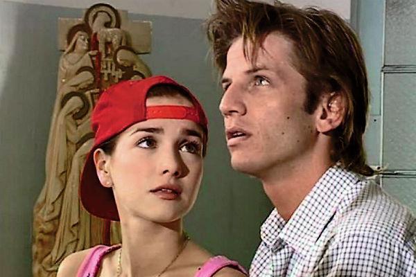 Яна, как и все девочки 90-х, была влюблена в Иво