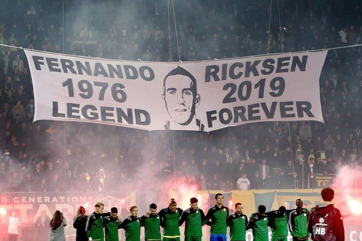 Поклонники не раз устраивали акции в память о Фернандо