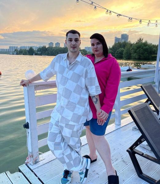 Иосиф Оганесян и Саша Черно
