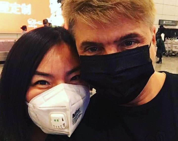 Пудовкин находился в Китае