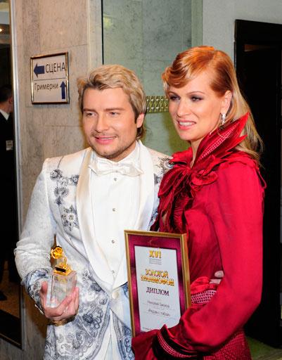 Николай Басков и Олеся Судзловская