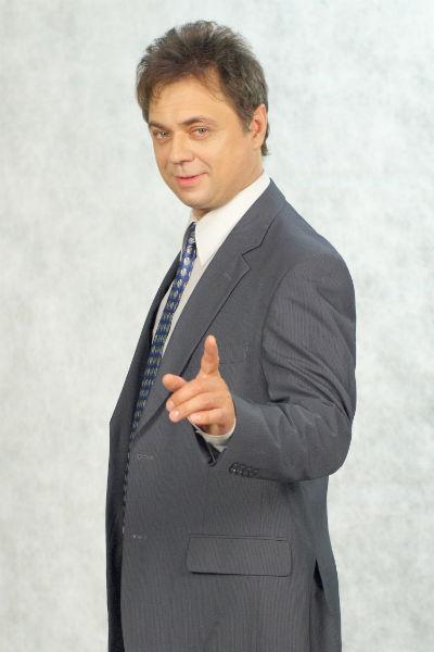 Актер в роли Сергея Васнецова