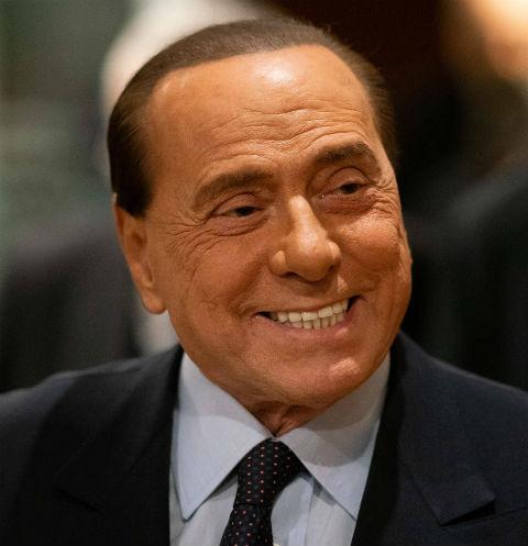 Сильвио Берлускони