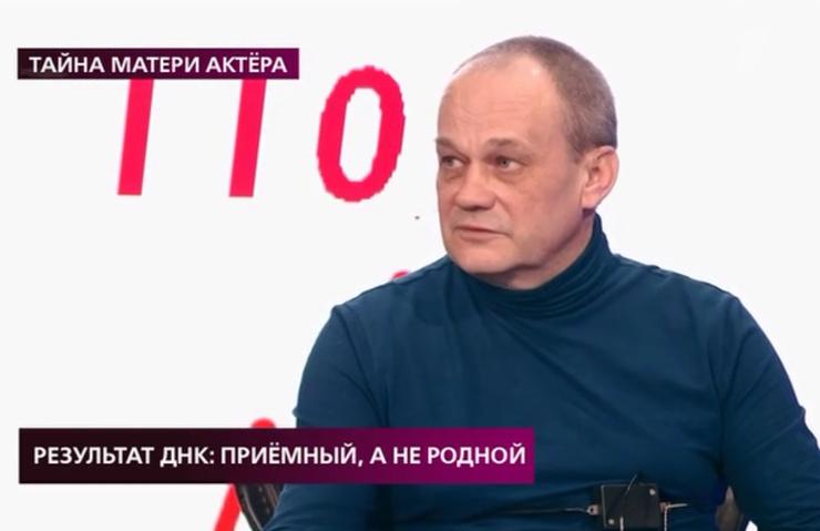 Ростислав не верит в подлинность первого ДНК-теста