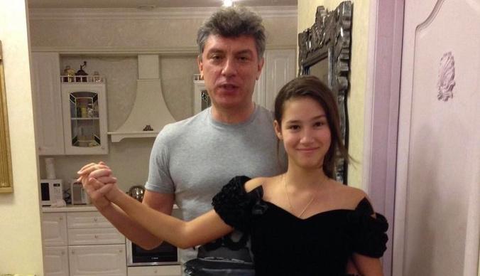 Дина Немцова рассказала, что помогло ей пережить смерть отца