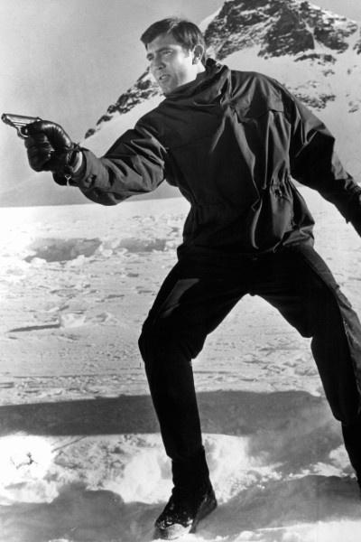 Роль Джеймса Бонда стала самой яркой в карьере Джорджа Лэзенби