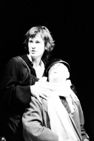 В Театре Моссовета артист сыграл Калигулу