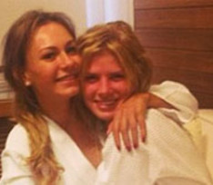 Настя Задорожная и Инна Жиркова отмылись после «Острова»