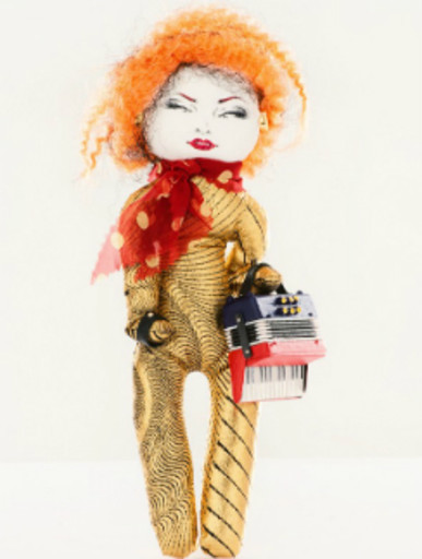 Кукла Jean Paul Gaultier