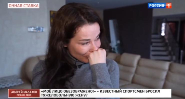 Ольга тяжело переживает разлуку с детьми