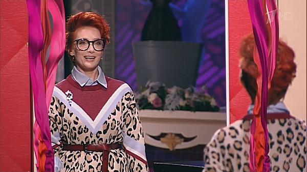 По мнению стилистов, Ольге идут короткая стрижка и очки в массивной оправе
