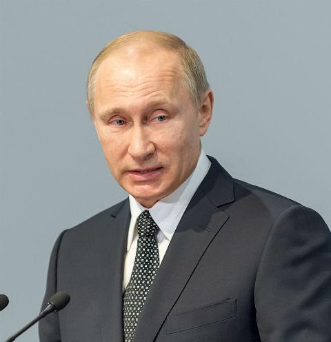 Владимир Путин обращается к народу: онлайн