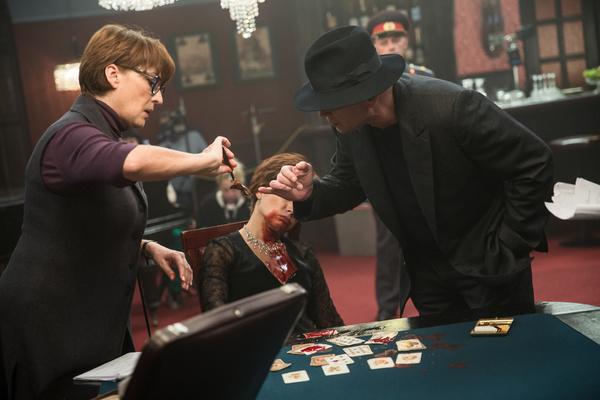 Основное действие картины будет разворачиваться вокруг подпольного казино