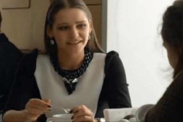 Глафира сыграла одну из главных героинь в сериале «Измены»