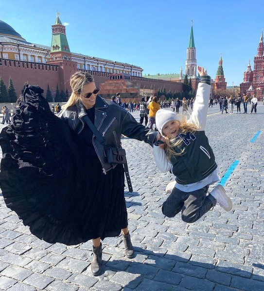 В сентябре дочери Марии исполнится семь лет