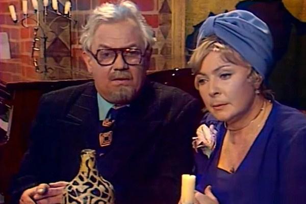 Борис Рунге влюбился в Ольгу Аросеву во время съемок шоу