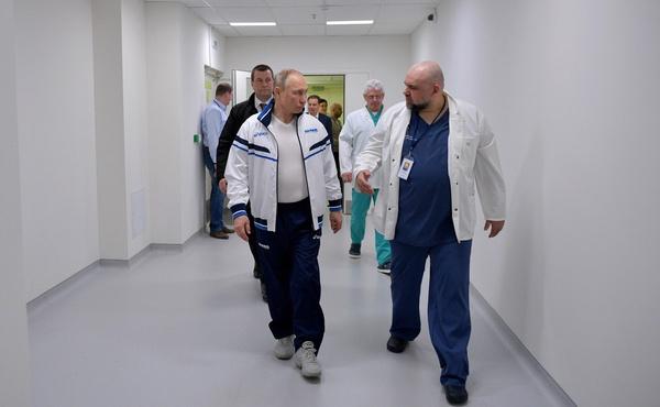 Обращение Владимира Путина к россиянам из-за коронавируса: прямая трансляция
