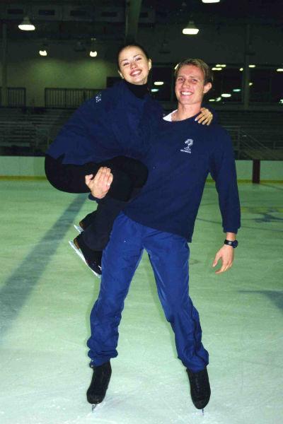 Анна и Роман Костомаров считались одной из самых сильных пар в фигурном катании 2000-х годов