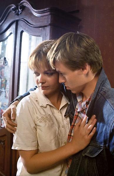 Дарья сыграла главную героиню в «Детской площадке», Анюту в «Знаке беды», Клаву в «Городе», а в «Крейцеровой сонате» появилась вместе с мамой
