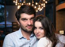 Алеса Качер: «Дома у нас всегда шумно, такие грузино-белорусские страсти»