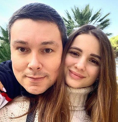 Андрей и Виктория Чуевы