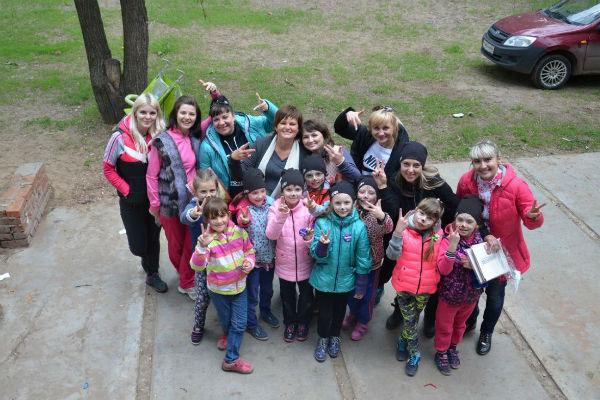 Ученики Ирины Грибановой