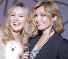 Анна Седокова, Елена Летучая и Мария Кожевникова посетили премию «Пара года» в одиночестве