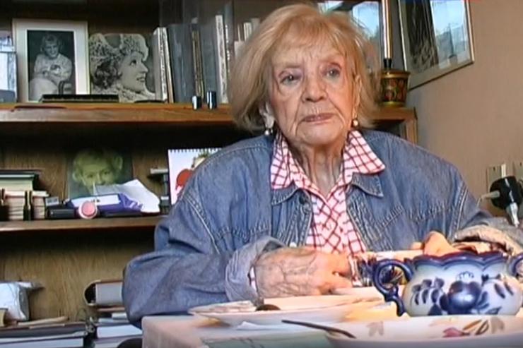 В последние годы жизни Марина Ладынина превратилась в затворницу