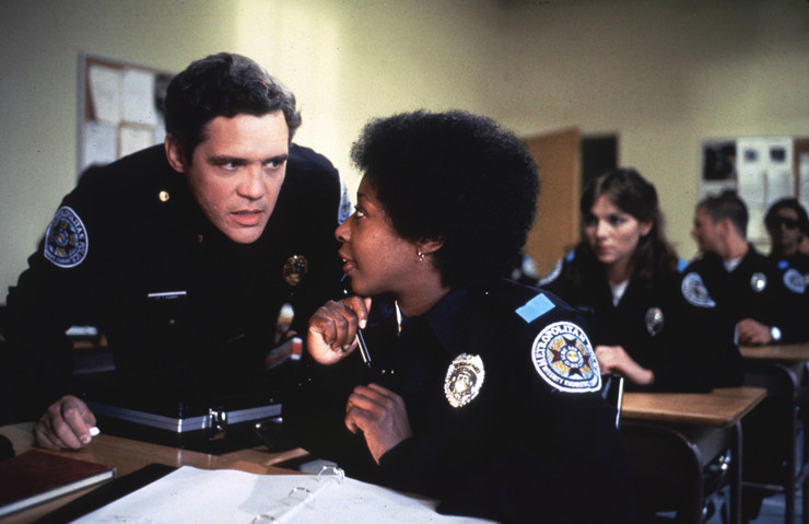 Мэрион прославилась благодаря фильму «Полицейская академия»