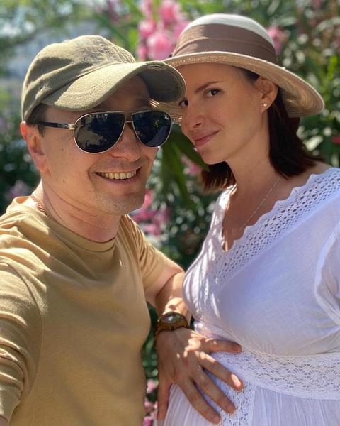 Сергей Безруков станет отцом в третий раз