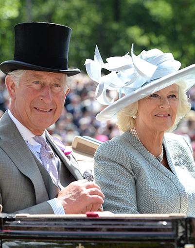 Принц Чарльз с супругой Камиллой