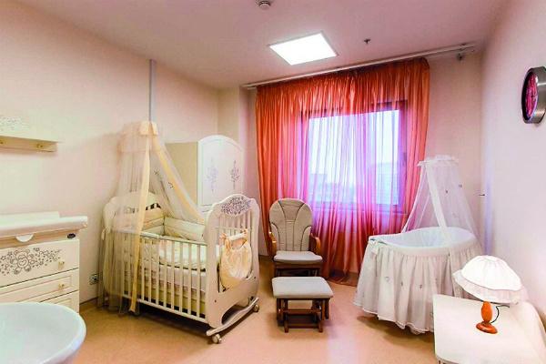 Так выглядит детская ВИП-палата