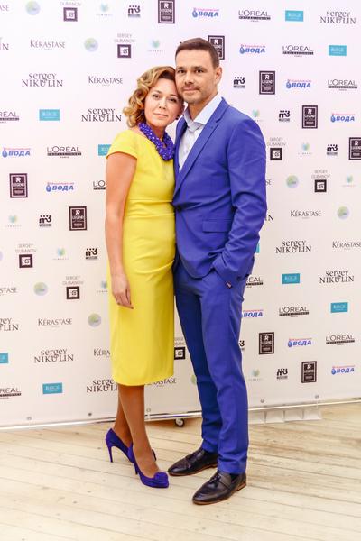 ... зато Губанов сохранил хорошие отношения с бывшей женой Ларисой