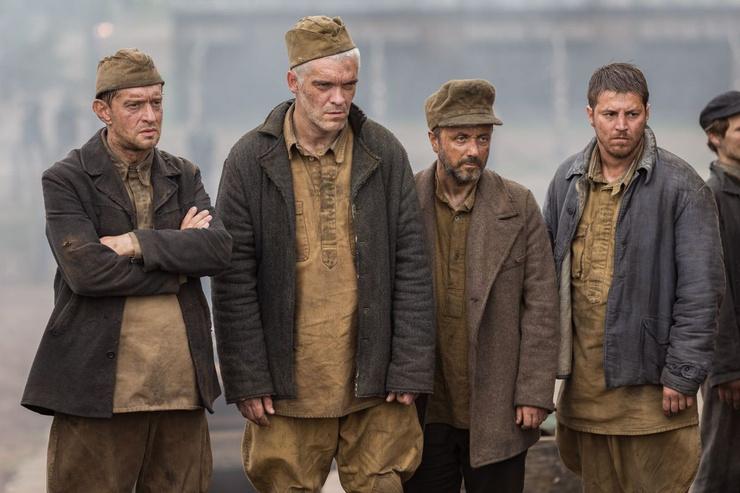 Ради роли узника концлагеря Бориса Цыбульского в фильме «Собибор» Агееву пришлось сбросить вес