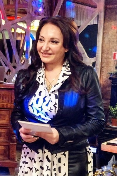 Фатима Хадуева с оптимизмом смотрит в будущее