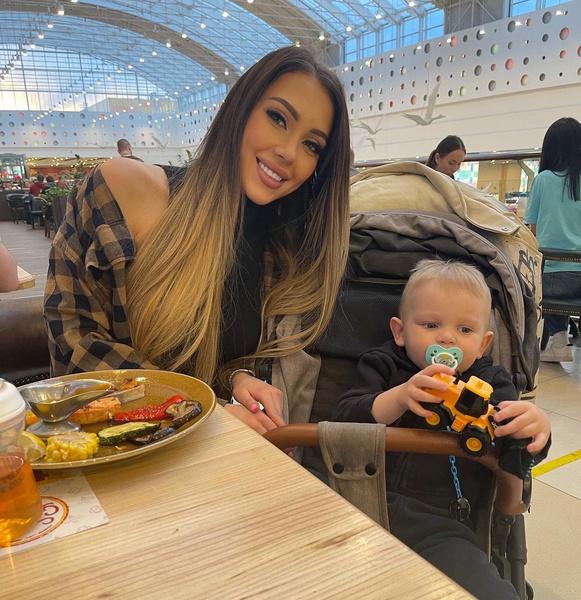 Семин прекрасно ладил с сыном Алены от Яббарова