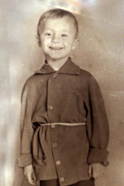 Андрей Панин был творческим и артистичным ребенком