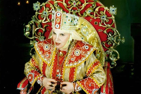 Коллеги считали роль княгини Ольги подходящей для Элины Быстрицкой