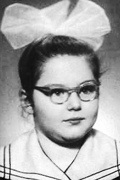 Ирина росла полной девочкой, но с годами добилась идеальной фигуры