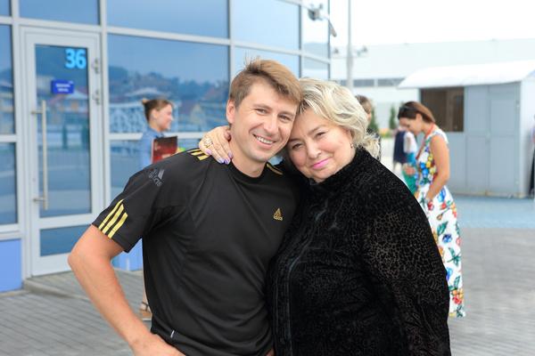 Алексей Ягудин остается не только одним из лучших учеников, но и другом Татьяны Тарасовой Татьяны Анатольевны