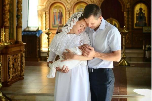 Мария и ее супруг часто посещают церковь