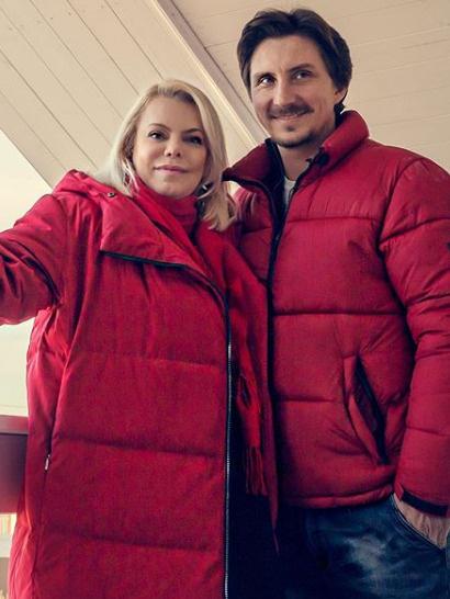 Яна и Евгений вместе пять лет