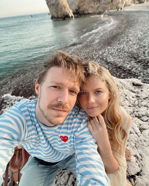 Никита Ефремов и Мария Ивакова