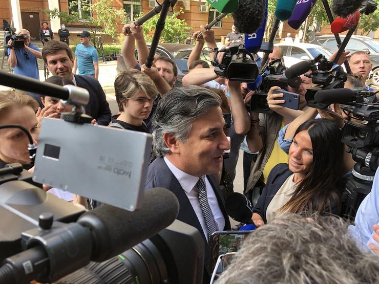 Эльман Пашаев обещает представить доказательства невиновности актера через неделю